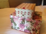 Sewing boxes